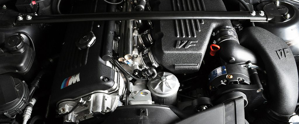 VF Engineering Supercharger Systems (E46 M3)