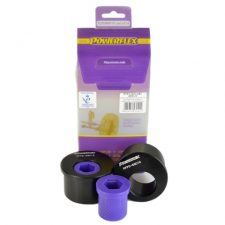 Powerflex Front Wishbone Rear Bushes - Aluminium Outer, Eccentric (E46 M3)