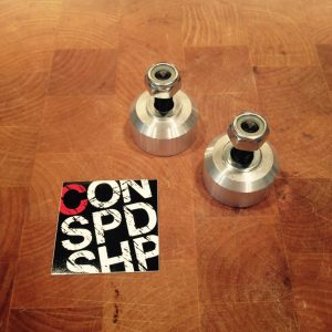 Condor Speed Shop Engine Raising Kit