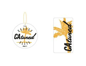 CAtuned Air Freshener