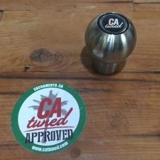 CAtuned Shift Knob - Stainless Steel