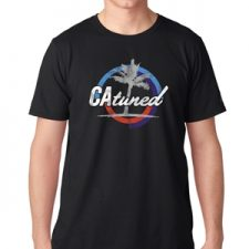 CAtuned 'Vintage Motorsport' T-Shirt