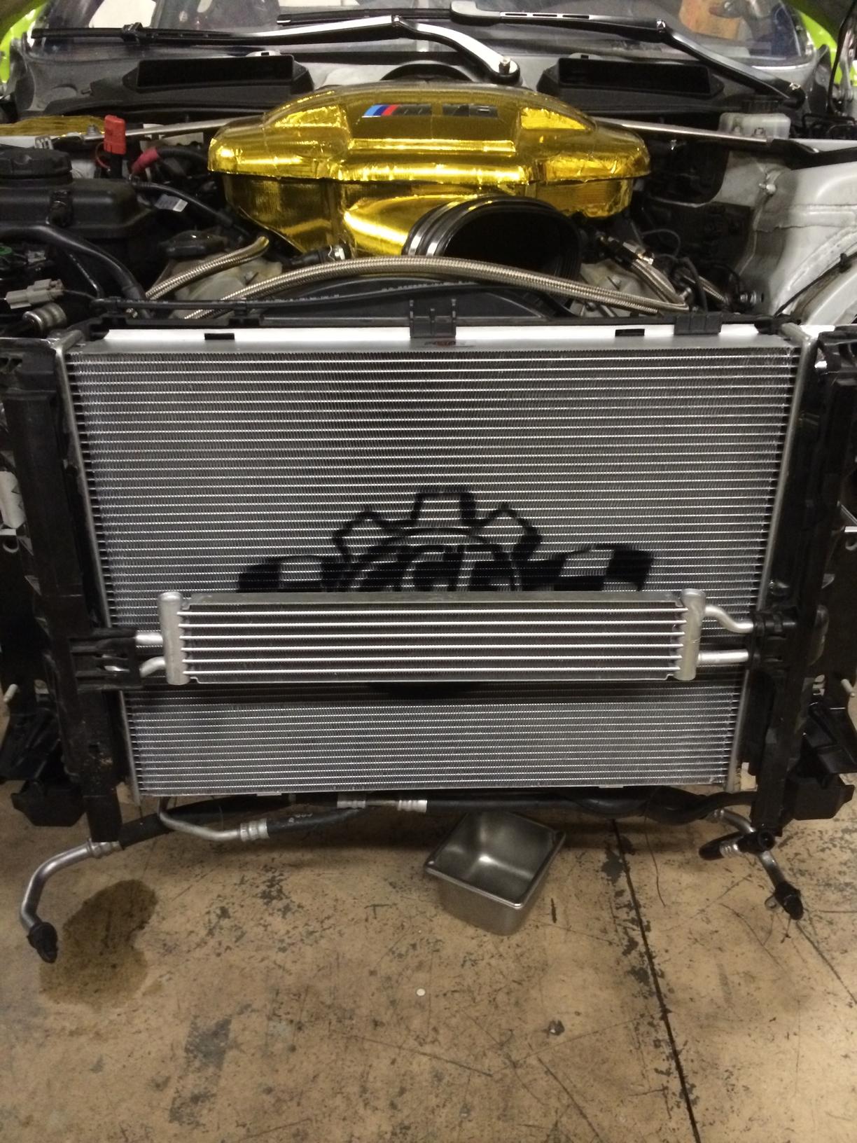 Csf Power Steering Cooler E9x M3 Hack Engineeringhack