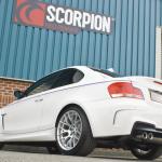 Scorpion Exhausts Back-Box (E82 1M Coupe)