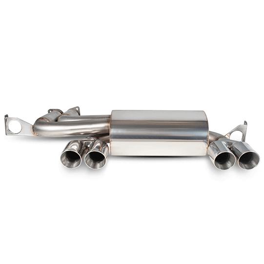 Scorpion Exhausts Back-Box (E46 M3)