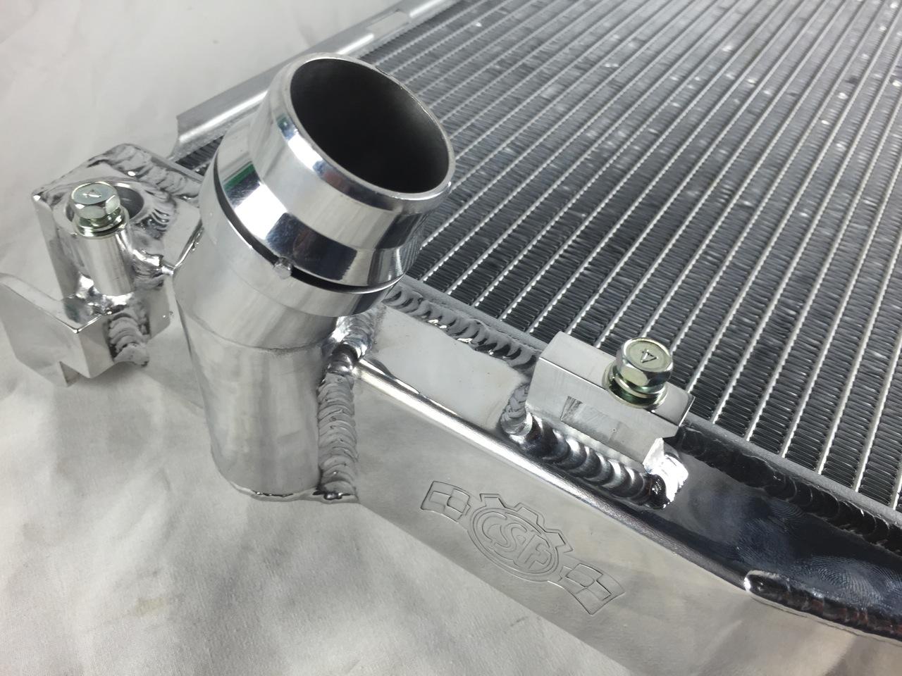 CSF Aluminium Radiator (1M, E8X 135i, E9X 335i, E89 Z4 35i)