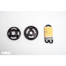 VAC Motorsports Underdrive Pulleys (S54) - Ultra Lite