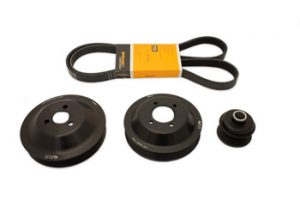 VAC M50/M52 Underdrive Pulleys