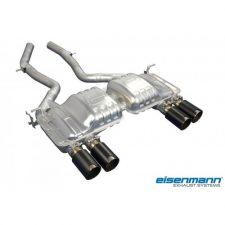 Eisenmann Performance Valved Carbon Fibre-Tipped Exhaust (F8X M3/M4)