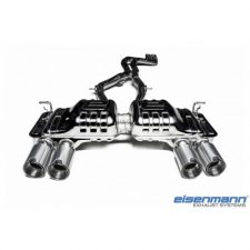 Eisenmann Performance Valved Exhaust (F8X M3/M4)