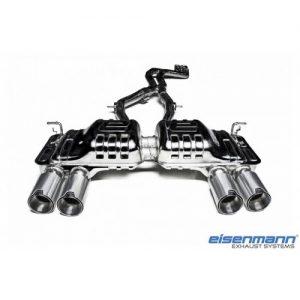 Eisenmann Performance Valved Exhaust (F8X M3/M4)