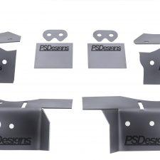 PSDesigns V2 E46 Boot Floor Reinforcement Plates