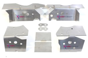 Redish Motorsport V2 RACP Reinforcement Plates (E46 inc M3)