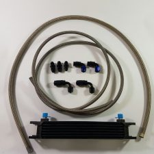 Hack Engineering Power Steering Line Set (E46 M3) - Option 1