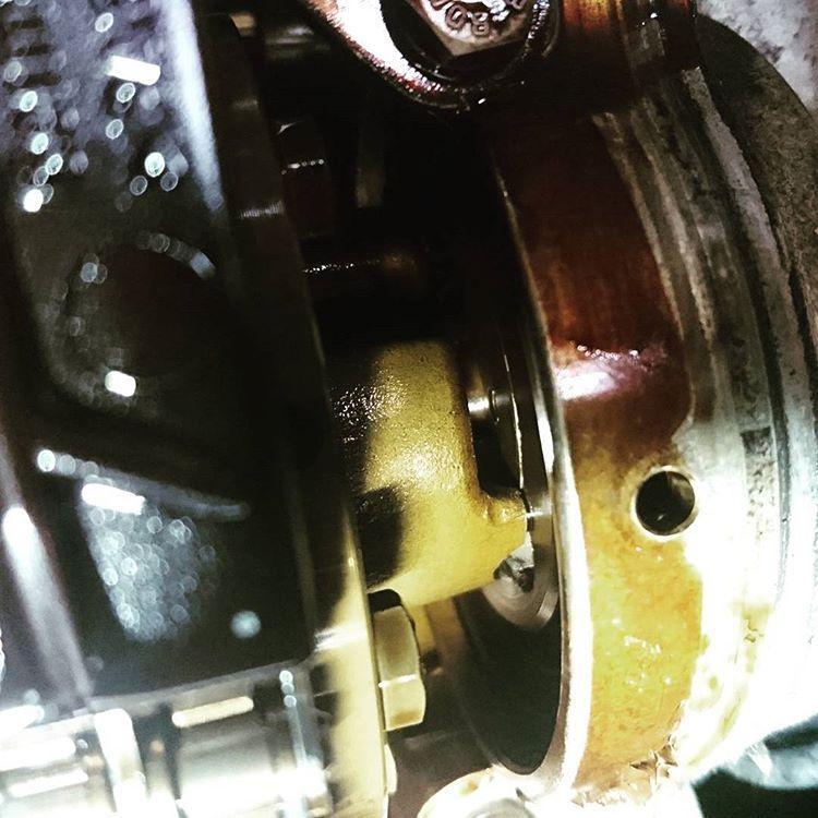 M3 CS Vanos Overhaul