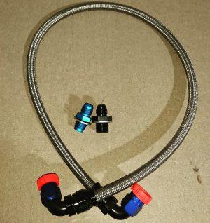 Hack Engineering Power Steering High Pressure Line (E46 M3)