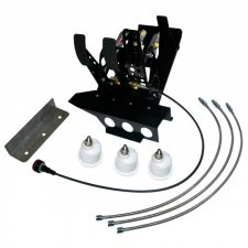 obp Track Pro Pedalbox (E46 inc M3, RHD) - kit 7