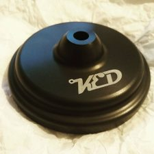 K.E.D Billet Oil Filter Lid (M30, M40, M42, M43, M50, M52, S50, S54)