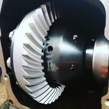 BMW Motorsport 4.10 CW/P Set (210mm Differential)