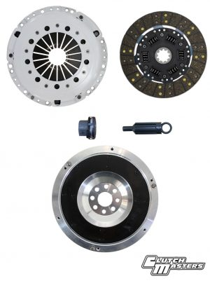 ClutchMasters FX100 Clutch & Aluminium Flywheel Kit (E46 M3 inc SMG)