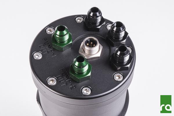 Radium Engineering Fuel Surge Tank (Universal)