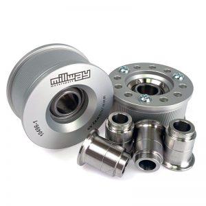Millway Motorsport Uniball Front Control Arm Bushings (E8X/E9X inc M)