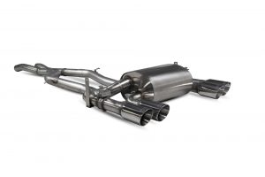 Scorpion Exhausts Cat-Back System (F8X M3/M4)