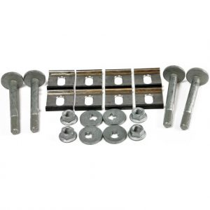 Millway Motorsport Camber/Toe Adjustability Kit (E30 inc M3, Z3 inc M, E36 Compact)