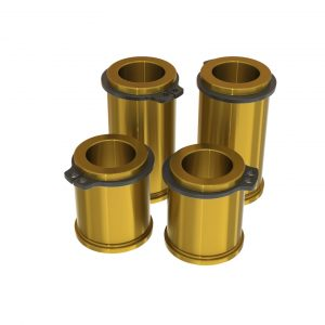 Millway Motorsport Brass Front Brake Caliper Slider Bushes (E82 1M/E9X M3)