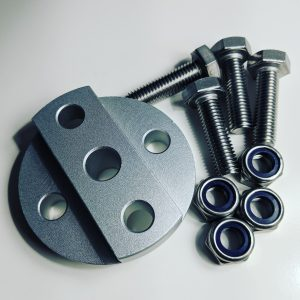 Hack Engineering Billet Steering Coupler (E46 M3)
