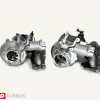 PURE Turbos Stage 2 Upgrade Turbos (S55)