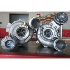 Pure Turbos Stage 1 Upgrade Turbos (S63/S63TU)