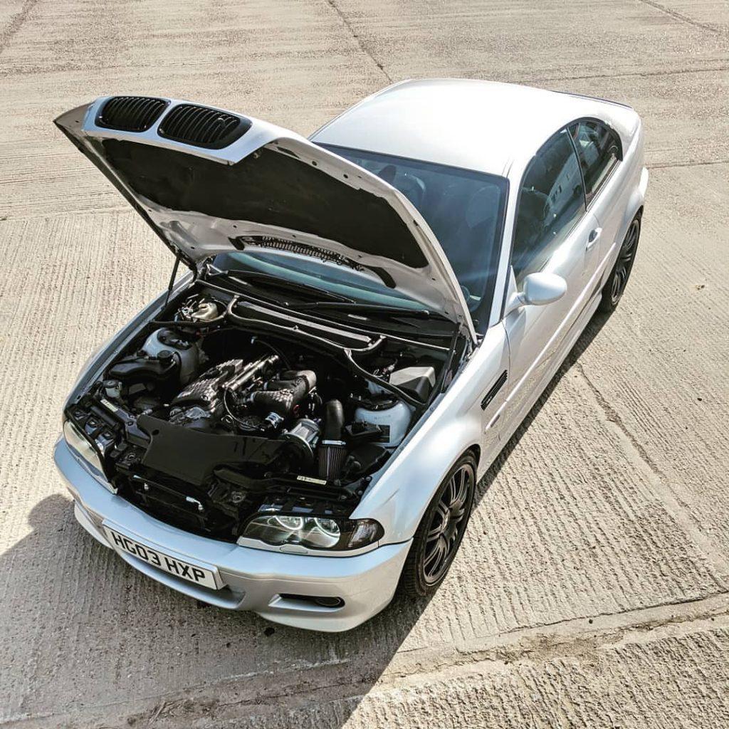 Workshop Journal: Supercharging Tim's E46 M3