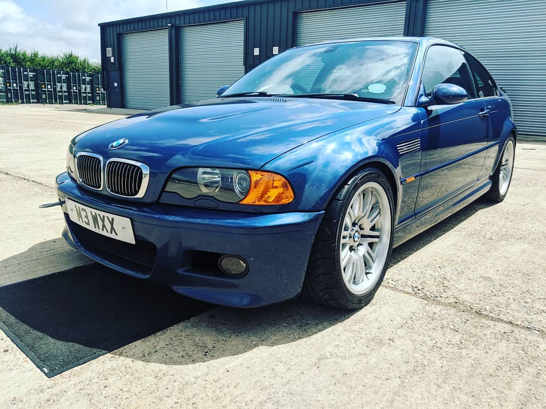 Workshop Journal: Liam's E46 M3 Big End Bearings
