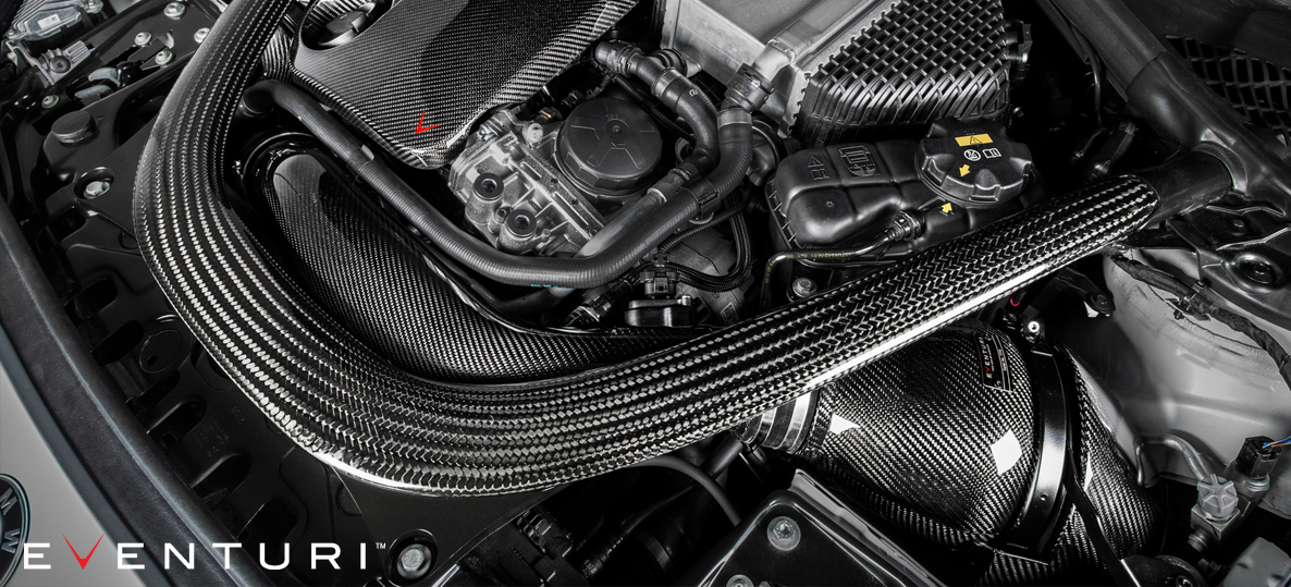 Eventuri Carbon Fibre Intake System (F87 M2 Competition)
