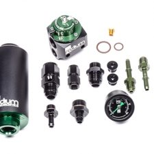 Radium Engineering FPR & Fuel Filter (E46 M3)