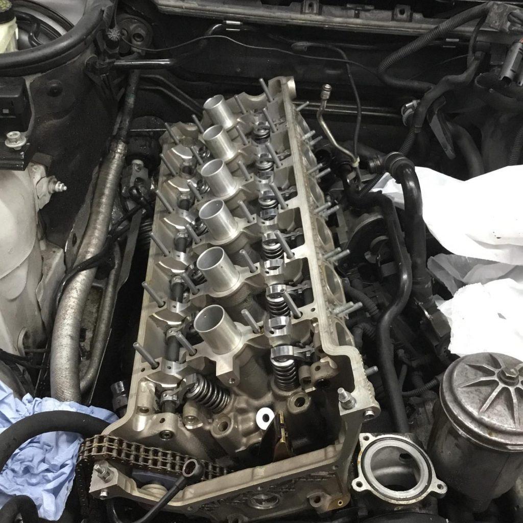 Workshop Journal: Chris' E46 M3 Engine Overhaul