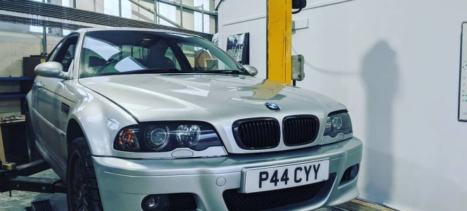 Workshop Journal: Chris' E46 M3 Engine Overhaul