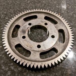 Updated Vanos Oil Pump Drive Gear (S85)