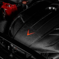 Eventuri Carbon Fibre Intake System (Toyota Supra)