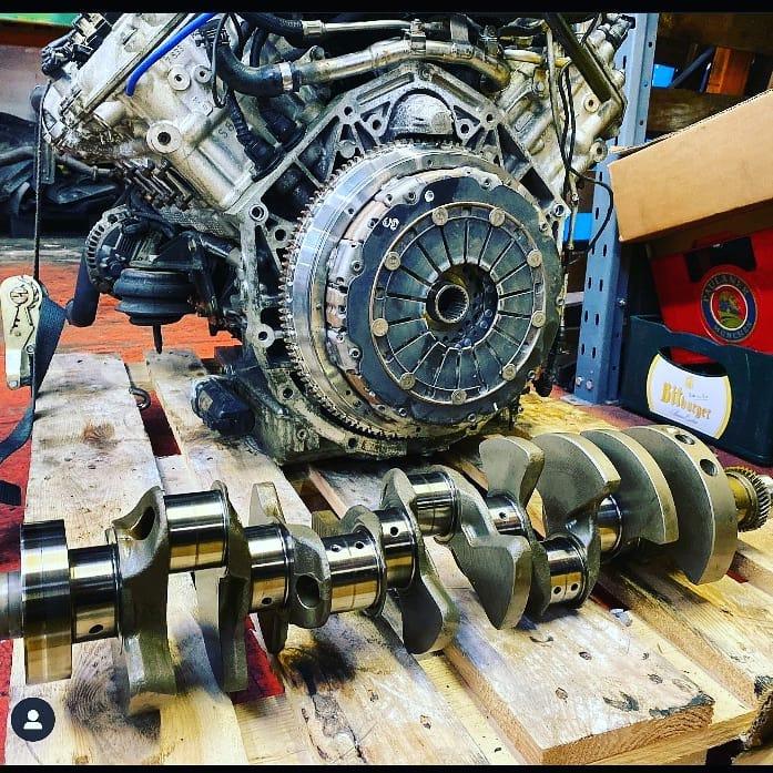 Workshop Journal: Phil Morrison's S85 V10 Refresh