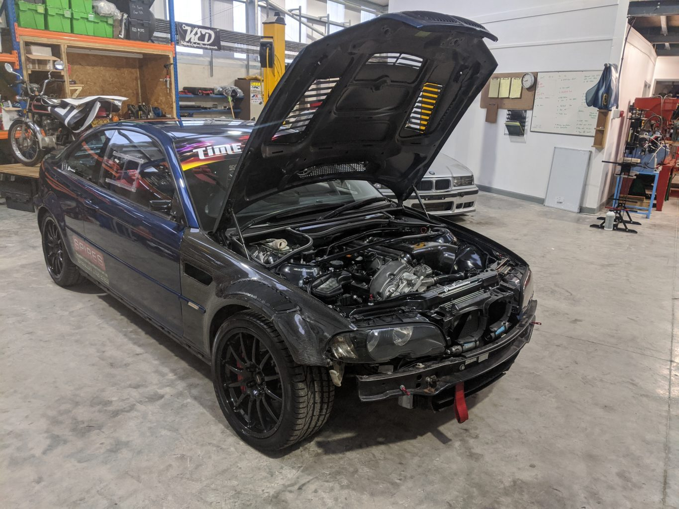 Workshop Journal: Oli's E46 M3 Engine Overhaul