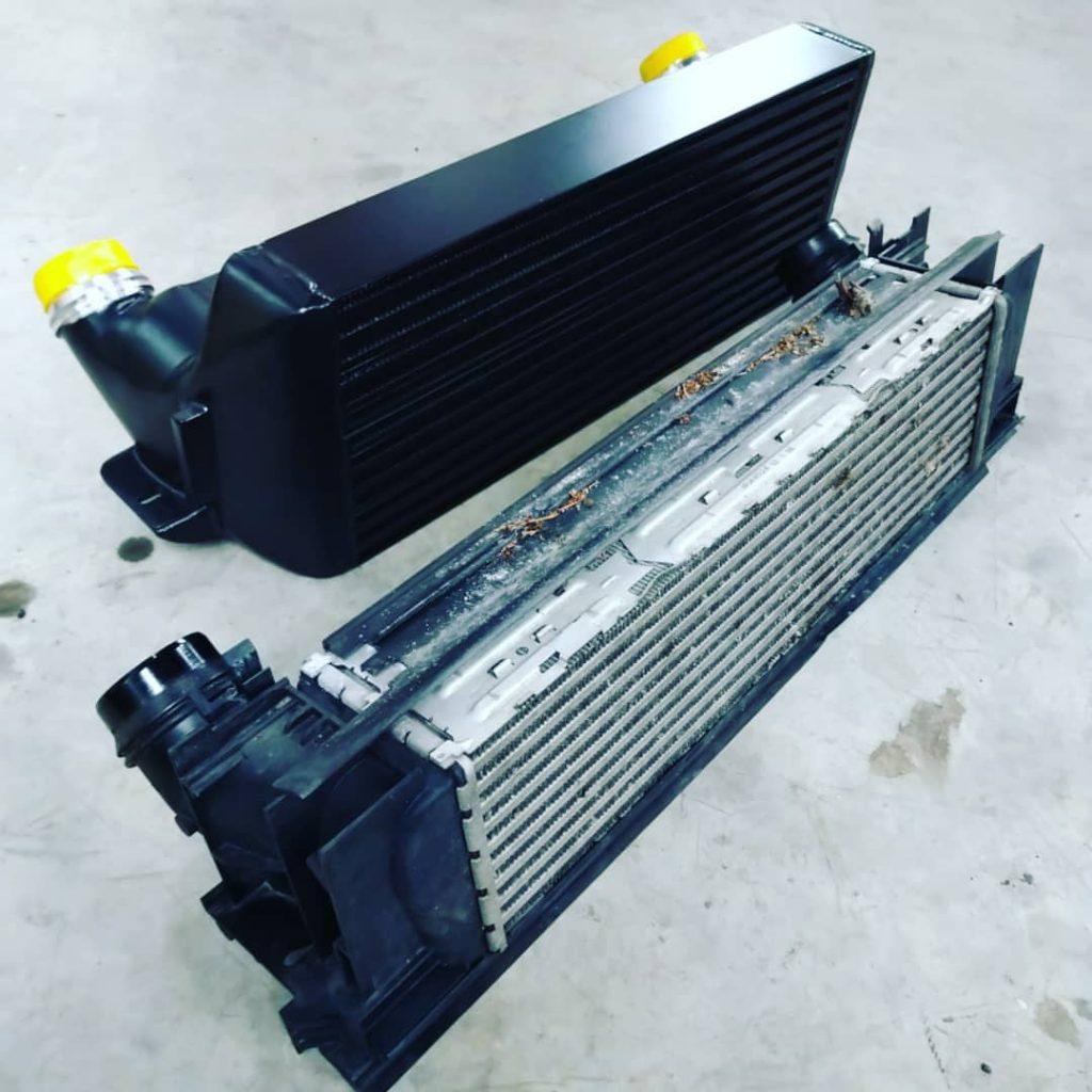Workshop Journal: Sam's F87 M2 Intercooler Upgrade
