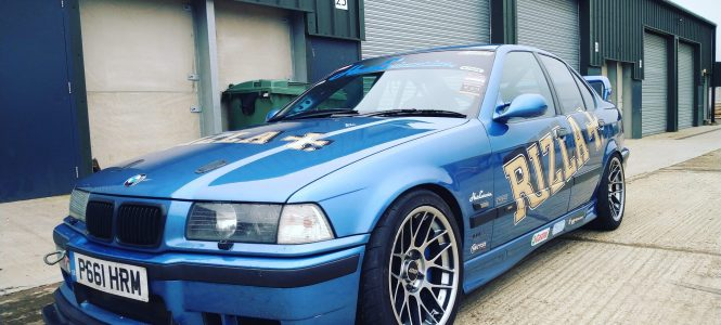 Workshop Journal: Dave's E36 M3 Evo
