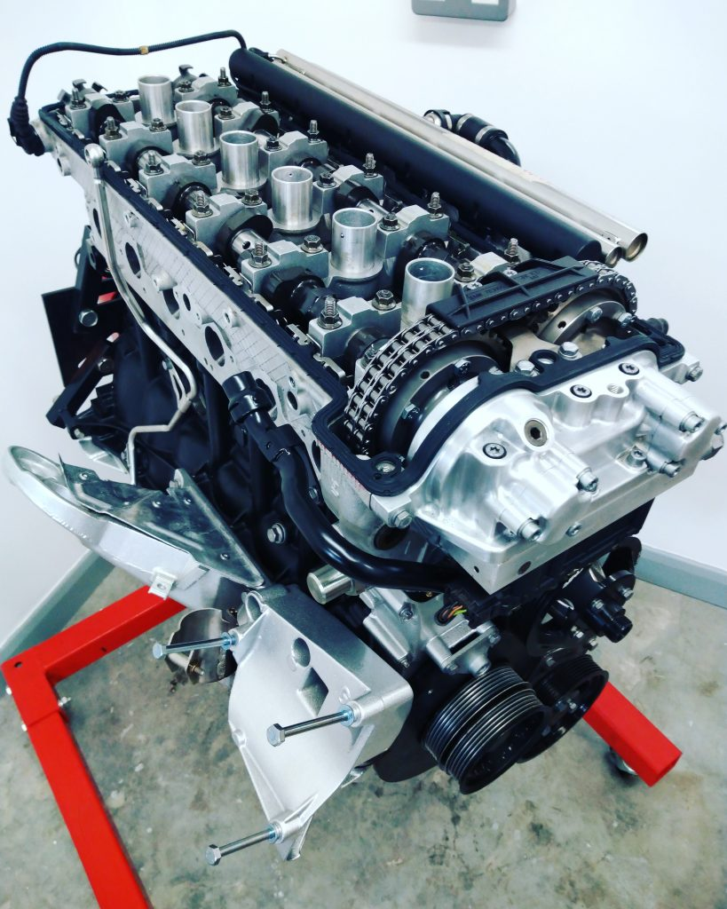 Workshop Journal: Robert's S54B32 Engine Build