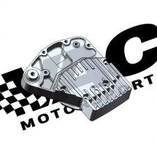 VAC Motorsports Billet Finned Differential Cover (E9X M3)