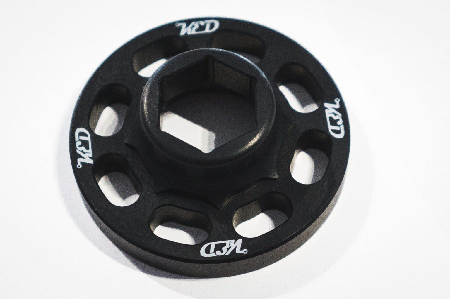 KED Crank Bolt Capture Plate (N55/S55)