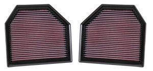 K&N Performance Panel Filters (F10 M5, F8X M2C/M3/M4)