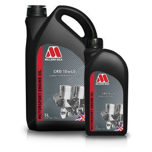 Millers Oils CRO 10W40 Competition Running-In Oil (5l)