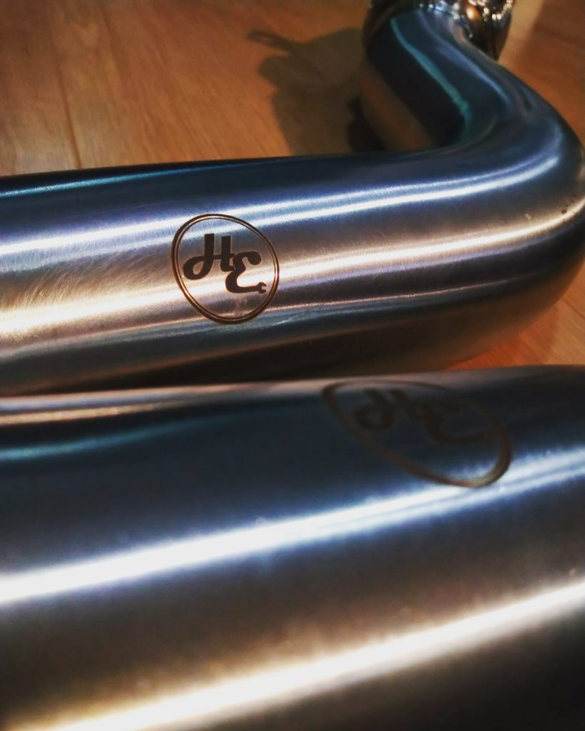 Hack Engineering Catless Downpipes (F8X M2C/M3/M4)